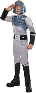 Rubie's Star Wars Rebels Agent Kallus Deluxe Child Costume, Medium
