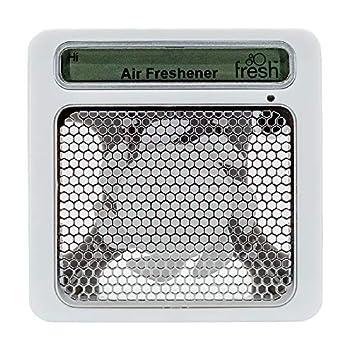 Fresh Products myfresh Dispenser Air Freshener Compact Design Motion Sensor White/Gray