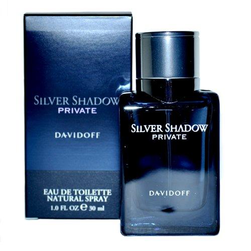 Davidoff Silver Shadow Private Eau de Toilette, 30 ml