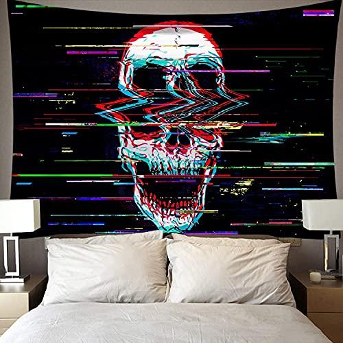 XZPQSSW Tapiz indio con patrón psicodélico para colgar en la pared, toalla de playa bohemia, poliéster, manta fina para yoga, chal de viaje (color: 5, tamaño: L)