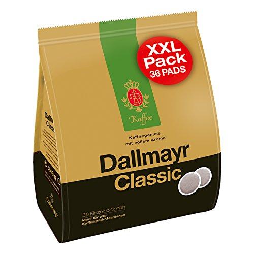 Dallmayr classic Pads 36 Stück Kaffeepad 248g