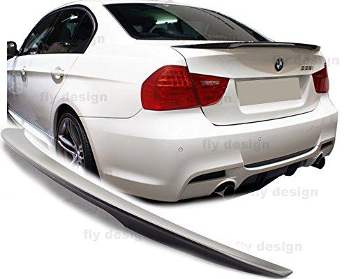Car-Tuning24 52880473 wie Performance und M3 3er E90 2005-12 Heckspoilerlippe PERFORMANCE Stil Spoiler aus ABS