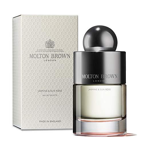 Molton Brown Jasmine & Sun Rose Eau de Toilette , 3.3 Fl Oz