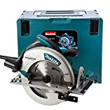 Makita 55008MGAJ/1 Circular Saw 210mm, 1800W in MakPac case (with electric brake) 110V