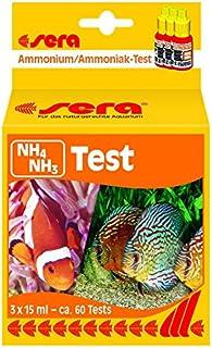 Sera 04910 nh4/NH3 de Prueba 15 ml – amonio/amoniaco Prueba para Aprox