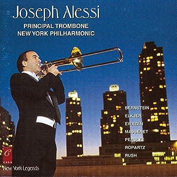 Joseph Alessi Plays Bernstein, Peaslee, Rush, Ewazen, Massenet, Ropartz, Bernstein and Elkjer