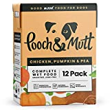 Pooch & Mutt - Wet Dog Food with Natural Ingredients - Grain Free, Complete...