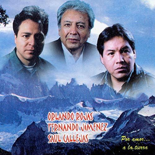 Orlando Rojas, Fernando Jiménez & Saúl Callejas