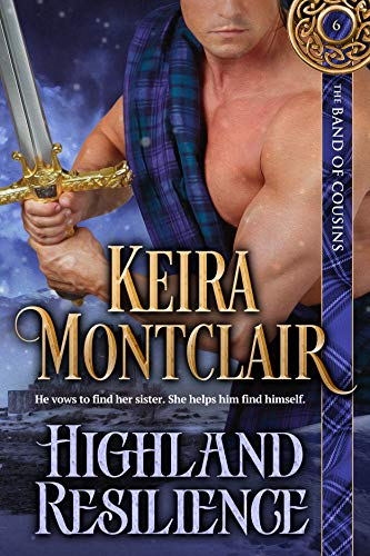Highland Resilience (The Band of Cousins Book 6)