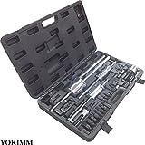 KANING profesional universal Diesel Inyector Extractor Set piezas auszieher Uno inyectores Herramientas inyectores de 40piezas
