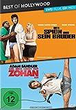 Der Spion und sein Bruder / Leg dich nicht mit Zohan an - Best of Hollywood/2 Movie Collector\'s Pack