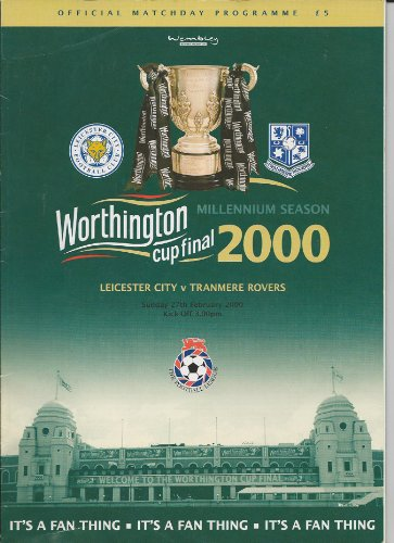 Leicester City v Tranmere Rovers (Sunday 27th February 2000)