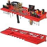 Großer XXL Werkzeugträger Werkzeugwand Werkzeughalter Wandregal Werkstatt