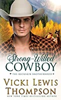 Strong-Willed Cowboy (The Buckskin Brotherhood)