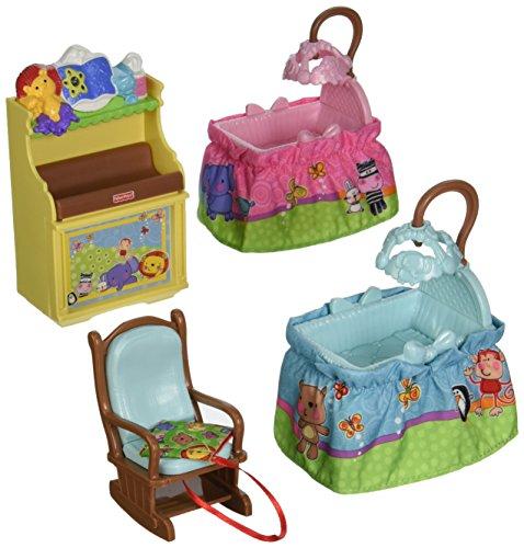 Fisher-Price Loving Family Dollhouse Nursery