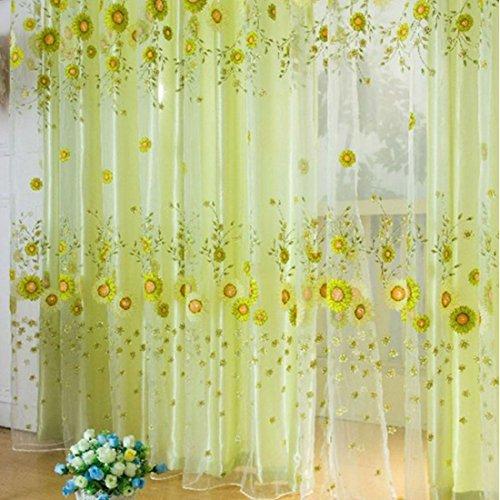 cortinas habitacion tul
