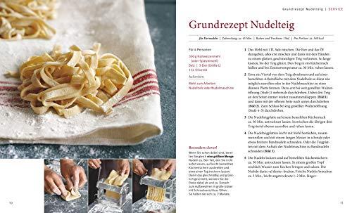 Nudeln selbst gemacht: Über 80 einfache Rezepte für Ravioli & Co. - 4