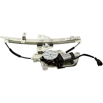 MILLION PARTS Front Right Passenger Side Power Window Lift Regulator with Motor Assembly Replacement for Pontiac Grand Am 1999 2000 2001 2002 2003 2004 2005 1999-2004 Oldsmobile Alero