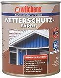 Wetterschutzfarbe RAL 7016 Anthrazitgrau 750 ml