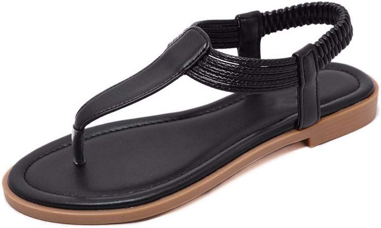ZPSPZ -sandaler kvinnor kvinnor kvinnor kvinnor med med med öppna armar och fötter Bekväma skor med plattsulor  populär