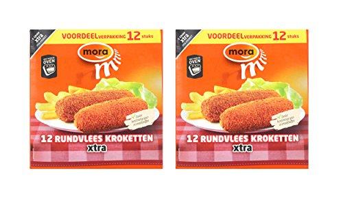 2 x Mora Rindfleichkroketten 12 Stk. à 70g