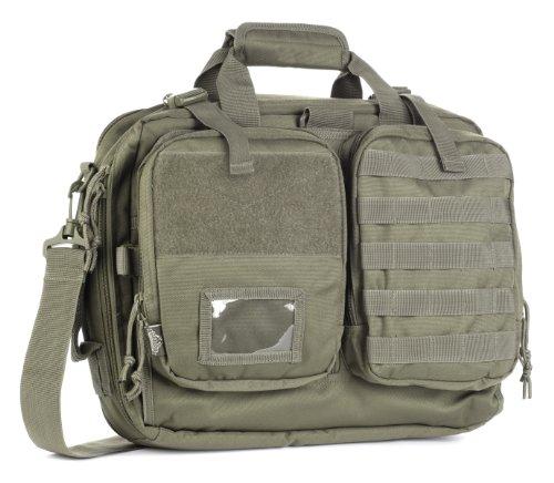 Red Rock Outdoor Gear Navigator Laptop Bag (Olive Drab)