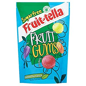 fruittella fruit gums pouch sugar free 90g – pack of 14 Fruittella Fruit Gums Pouch Sugar Free Multipack 90g (Pack of 14) 51HxryrQUXL