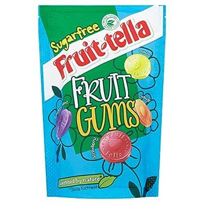fruittella fruit gums pouch sugar free 90g – pack of 14 Fruittella Fruit Gums Pouch Sugar Free Multipack 90g (Pack of 14) 51HxryrQUXL