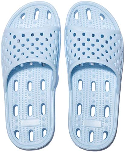 Ranberone Unisex antislip-slippers voor volwassenen sneldrogende slippers Lichtgewicht badschoenen