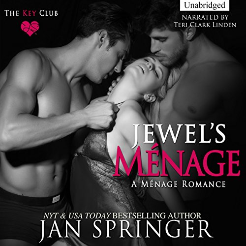 Jewel's Menage audiobook cover art