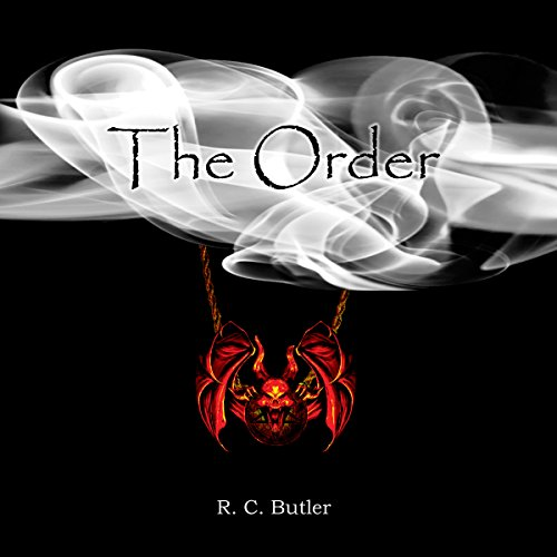 The Order audiobook cover art