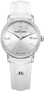 Maurice Lacroix - Eliros EL1094-SD501-110-1 Reloj de Pulsera para mujeres con diamantes genuinos