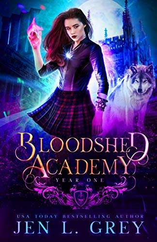 Year One (Bloodshed Academy Book 1) (English Edition)