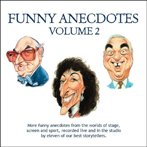 Funny Anecdotes, Volume 2 audiobook cover art