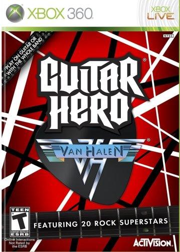 Guitar Hero Van Halen (Standalone) - Us - PEGI [Importación Alemana]