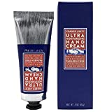 Trader Joe's Ultra Moisturizing Hand Cream - 20% Pure Shea Butter, Enriched with Hemp Seed Oil & Coconut Oil essential fatty acids, Paraben Free, skin-friendly Antioxidant Vitamins C & E, 3 oz.