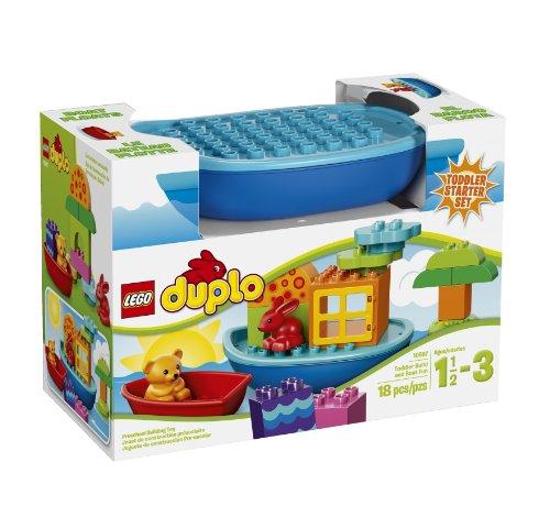 LEGO Duplo 10567 18 Pièces de Jeu de Construction, Multicolores, à partir de 1,5 à 3 Ans, pour Enfants
