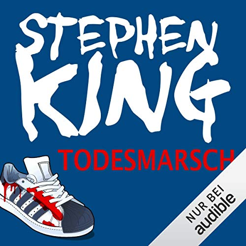 Todesmarsch audiobook cover art