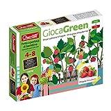 quercetti - 0670 gioca green fragola
