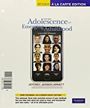 Adolescence and Emerging Adulthood: A Cultural Approach, Books a la Carte Plus MyDevelopmentLab with eText -- Access Card Package (4th Edition) by Arnett Jeffrey Jensen (2009-12-28) Hardcover