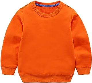 Taigood Kids Trui voor jongens Katoen Sweatshirt Lange Mouw T Shirts Trui Herfst Winter Leeftijd 1-7 Jaar