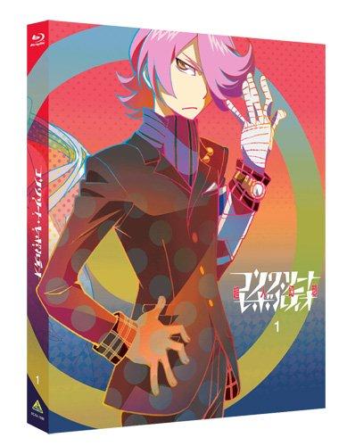 コンクリート・レボルティオ~超人幻想~第1巻(特装限定版)[Blu-ray]