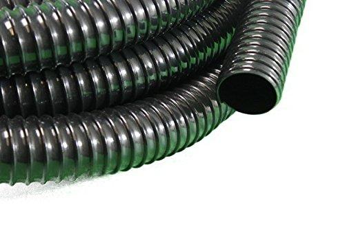 HeRo24 Teichschlauch Spiralschlauch für Bachlauf und Teiche Pumpen 50 mm 20 m lang