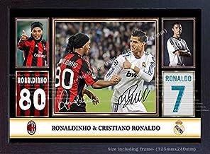 Ronaldinho Photo encadr/ée encadr/ée Br/ésil FC #1