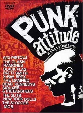 Punk - Attitude by K.K. Barrett