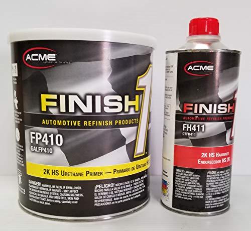 in budget affordable acme FP 410 Gallon Kit Urethane Primer Sherwin Williams Restoration AUTO Paint FINISH1