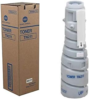 Konica Minolta 8938-413 OEM Toner - bizhub 200 222 250 282 Toner (TN211)