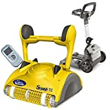 DOLPHIN - Swash TC - Electric Pool Robot Bottom, walls and water line with remote control and Dynamic Trolley