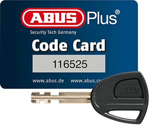 ABUS Zubehör Bordo 6000/90, schwarz, 90 cm - 3