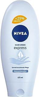 Nivea Crema de manos Express Care 4unidades (4x 125ml)